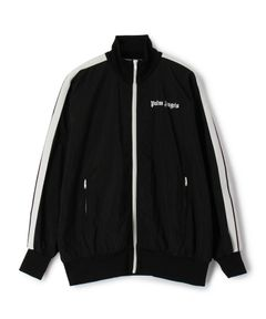 "PALM ANGELS / ""OVER LOGO TRACK JKT"" トラックジャケット"
