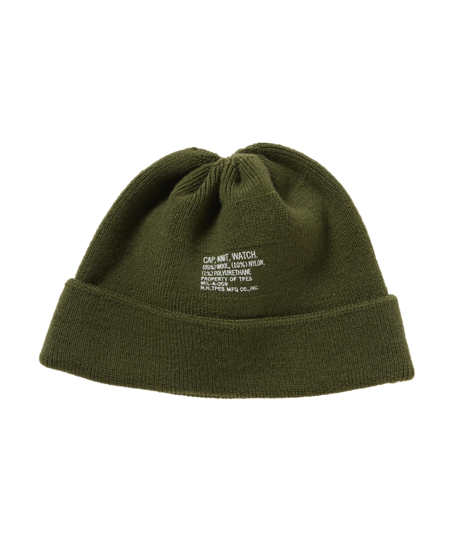 FALL2020 WATCH CAP