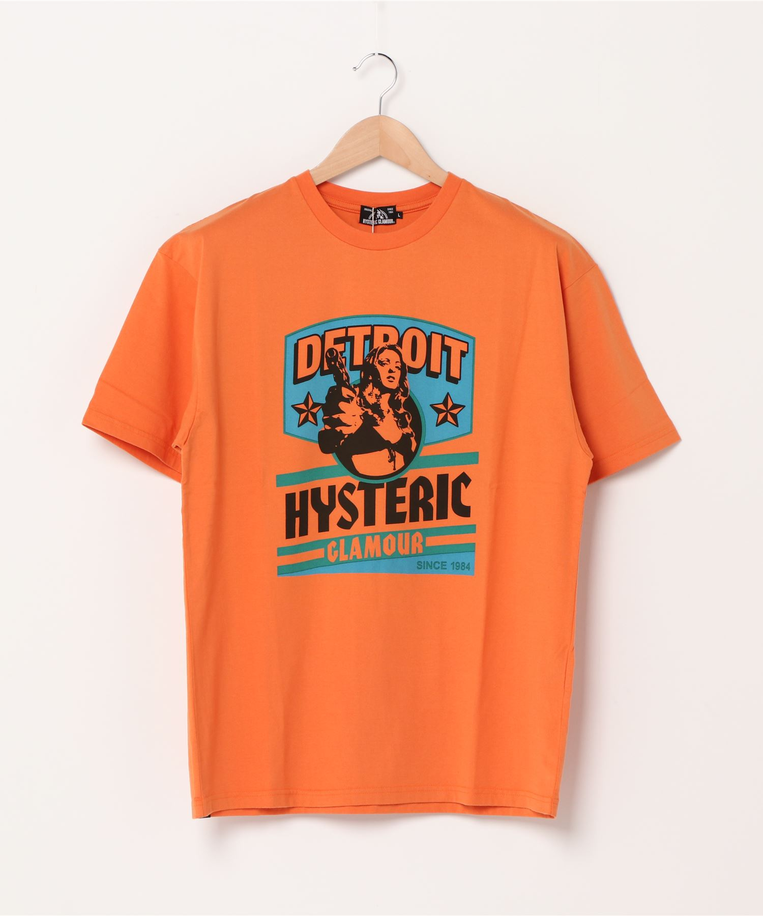 DETROIT Tシャツ