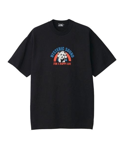 FOR HAPPY LIFE オーバーサイズTシャツ