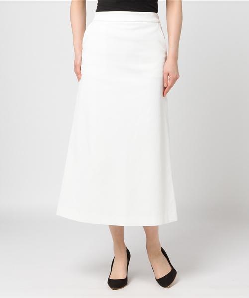 スパンライクチノ Aラインロングスカート
