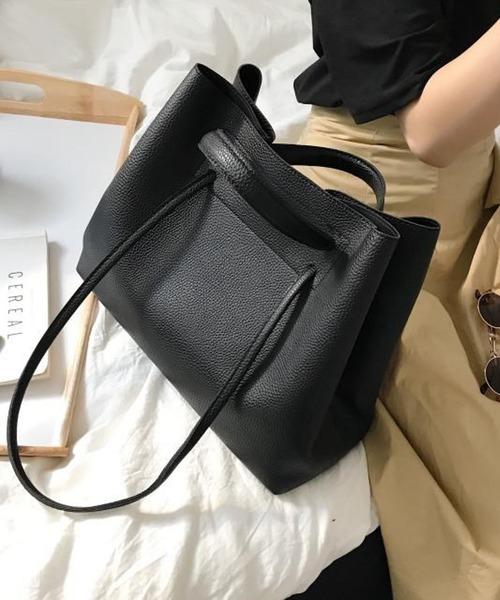 【chuclla】2way large tote-bag cha135