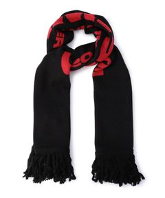 "OFF-WHITE / ""BATS SCARF"" ストール"
