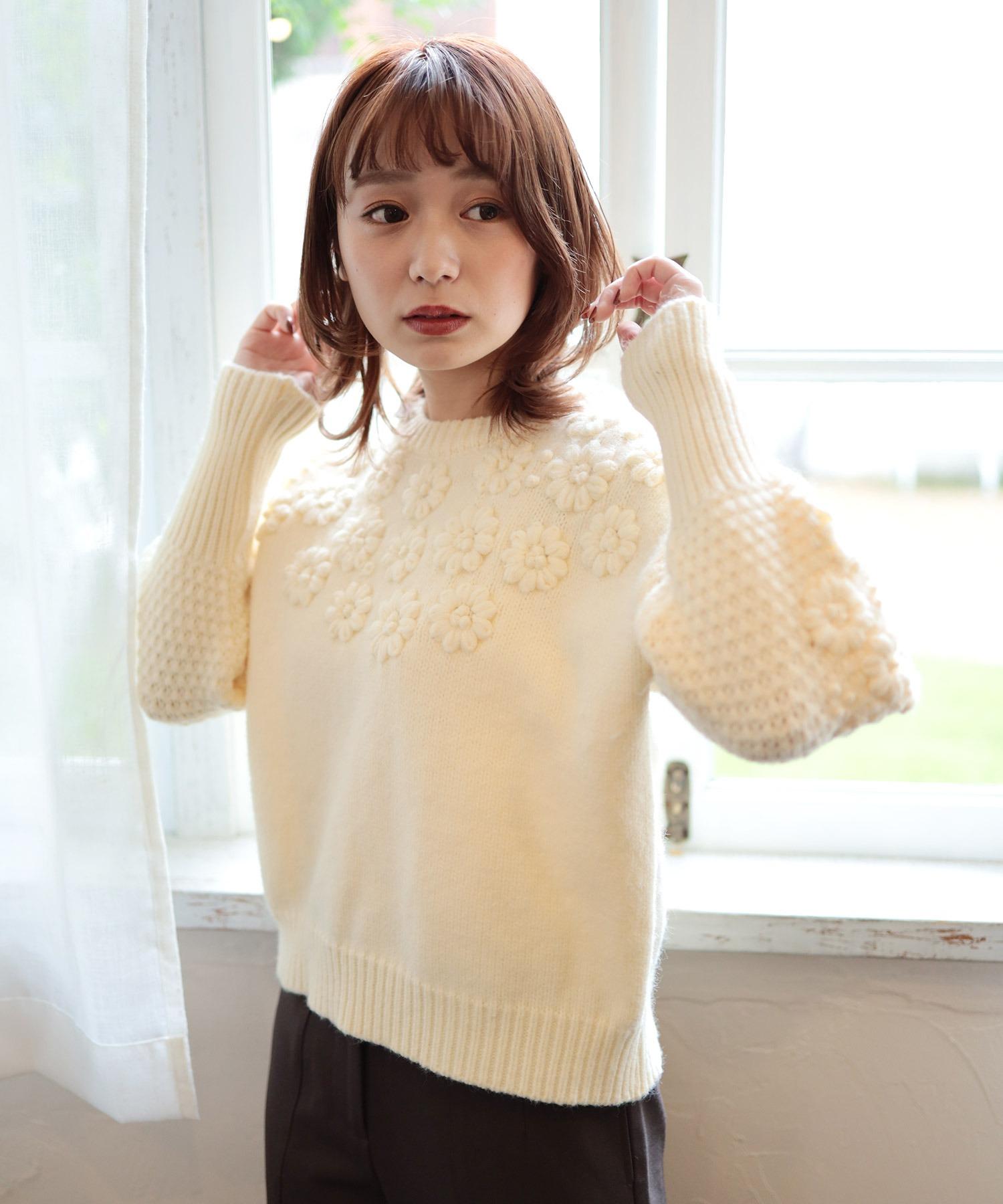 daisy knit
