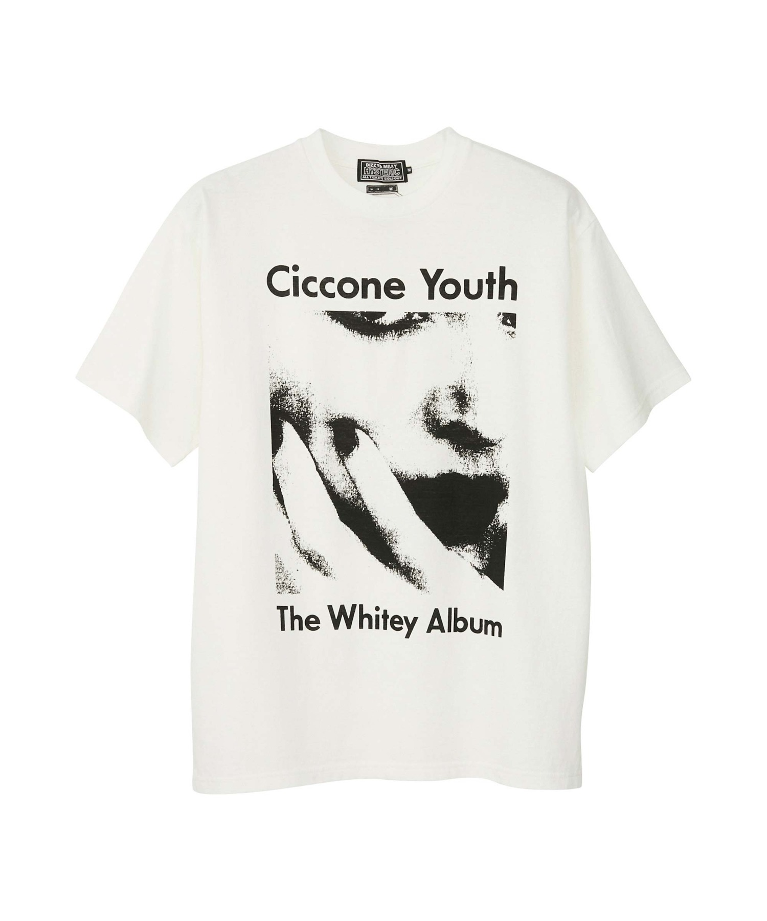 SONIC YOUTH/CICCONE YOUTH Tシャツ