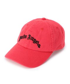 "PALM ANGELS / ""ARCH LOGO CAP"" キャップ"