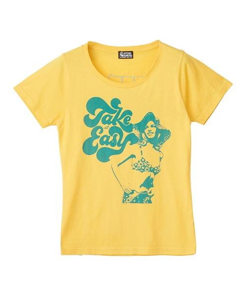 TAKE IT EASY チビTシャツ