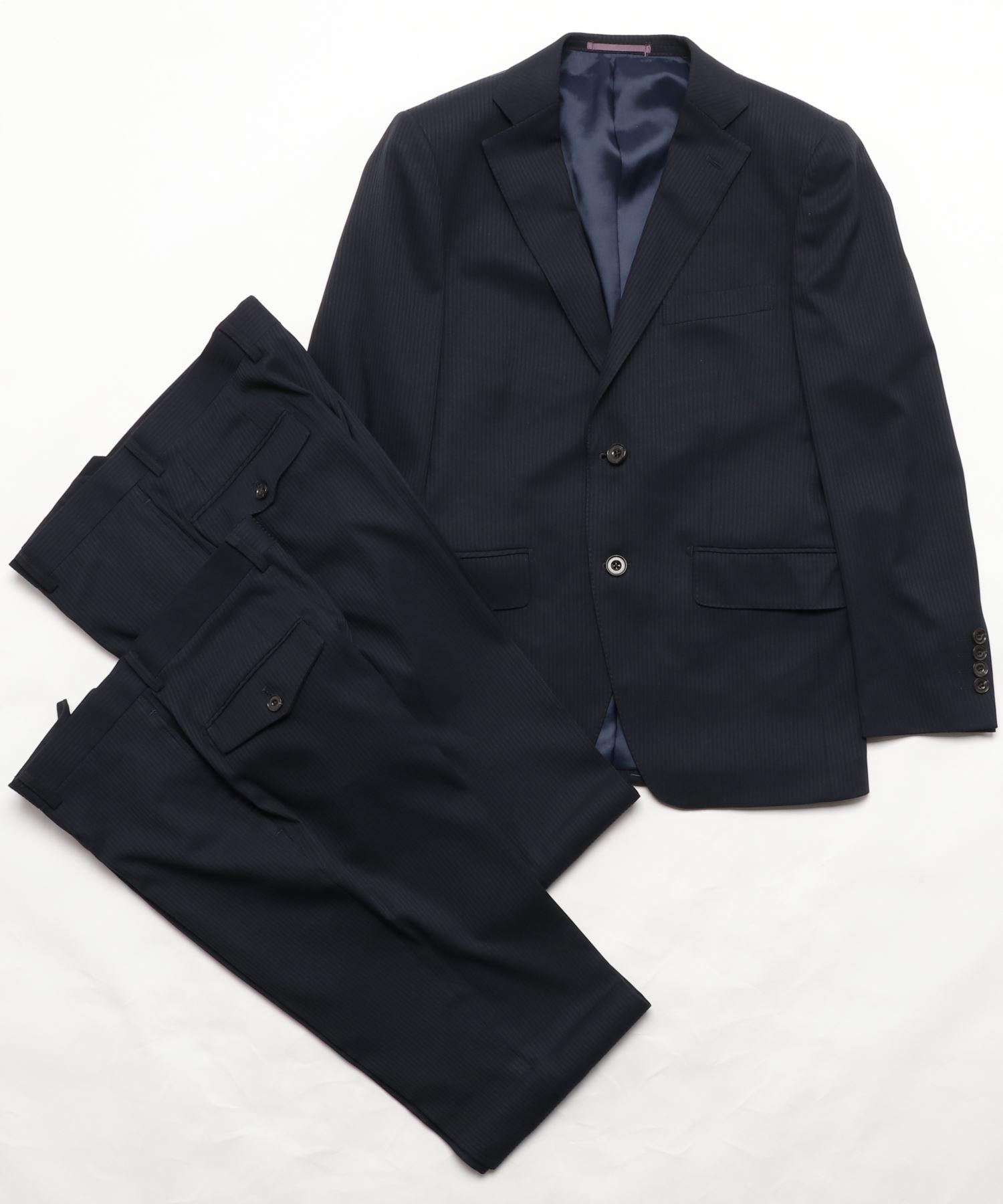 P100 2釦ツーパンツスーツ