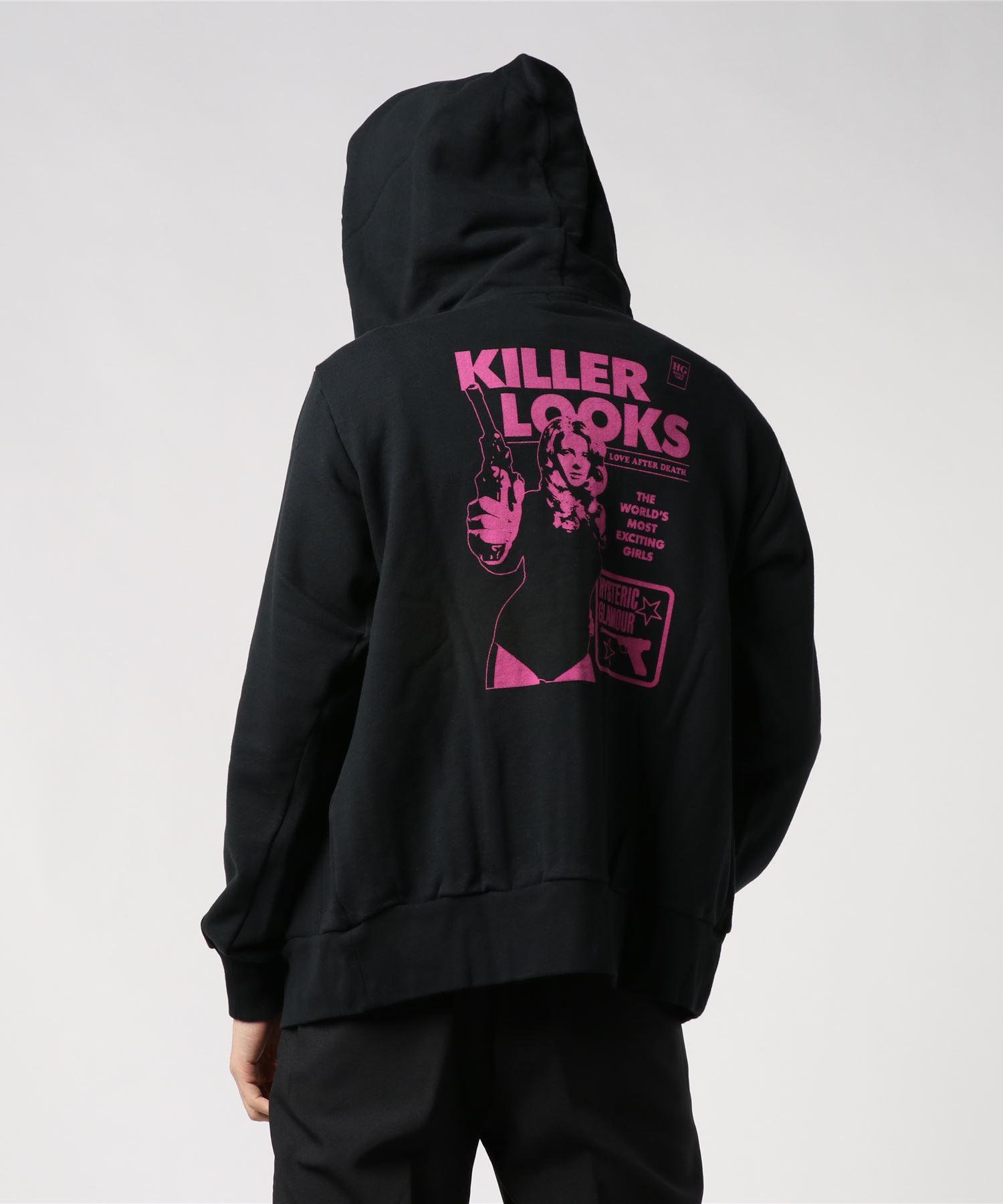 KILLER LOOKSパーカー