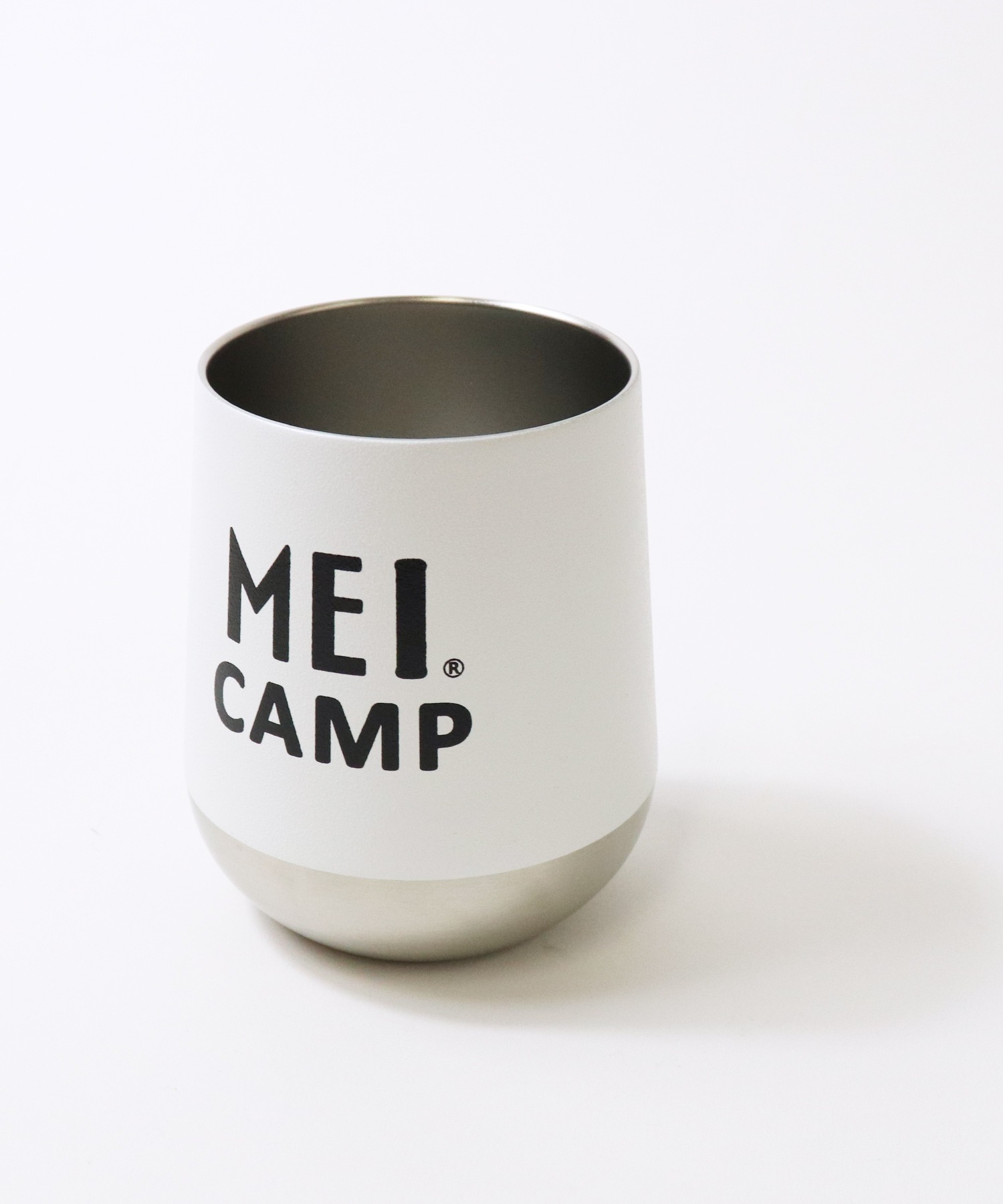 WEBメディア CAMP HACK 掲載 【 MEI CAMP / メイキャンプ 】 サーモラウンドタンブラー ステンレス 保温 保冷