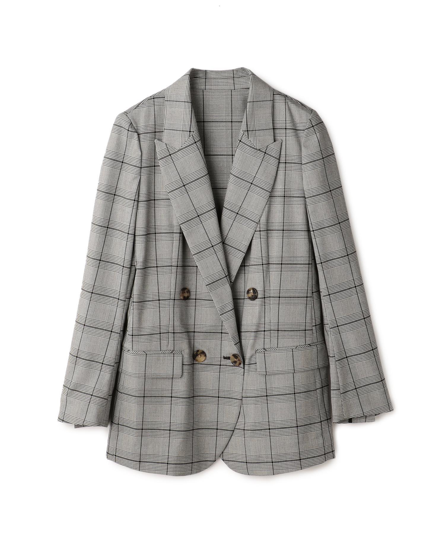 【ELLE ONLINE 掲載商品】ESTNATION テーラードジャケット
