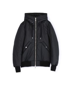 onegravity ZIP UP HOODED BLOUSON