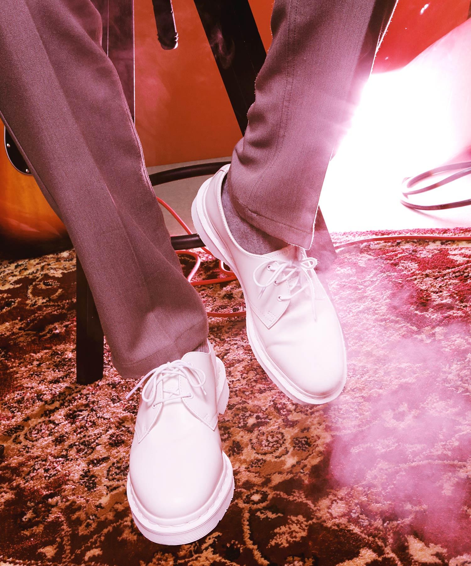 Dr.Martens / ドクターマーチン 1461 3EYE GIBSON SHOE 3ホール ギブソン シューズ ブーツ