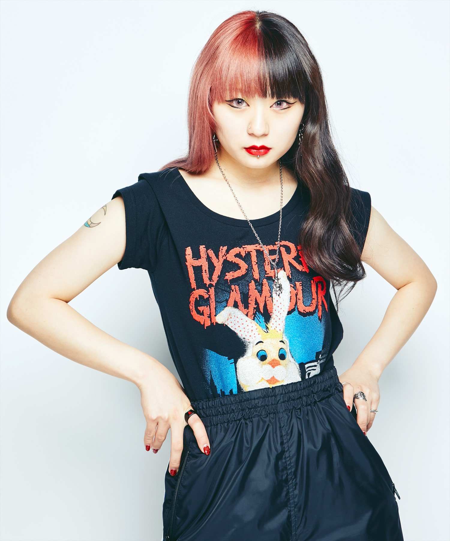 SCREAM BUNNY pt Tシャツ