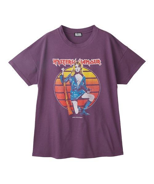 LOVE AFTER DEATH オーバーサイズTシャツ