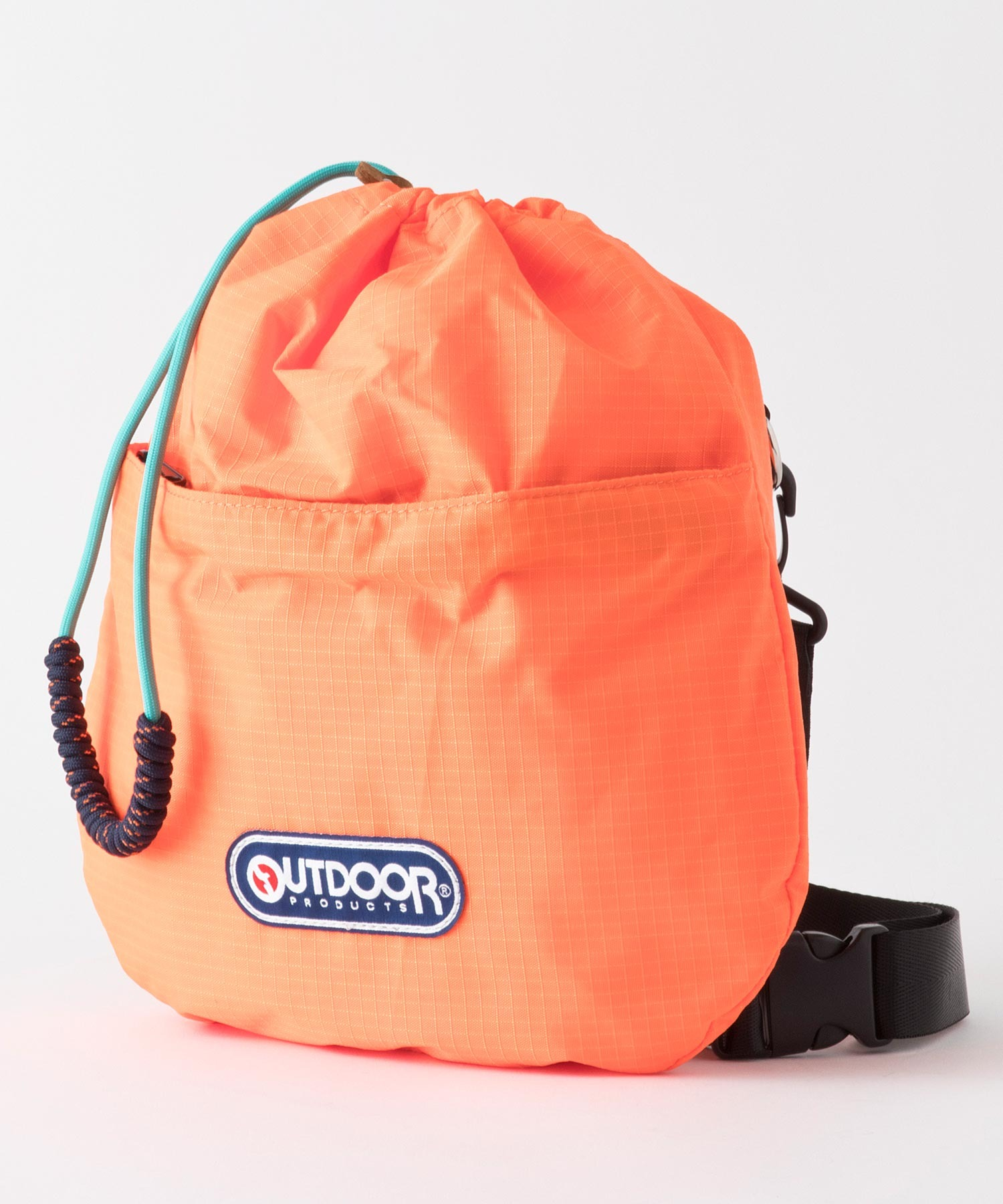 ENCANTO SHOULDER 111103 巾着バッグ ショルダーバッグ ブランドロゴ
