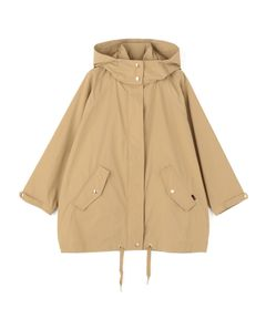 "WOOLRICH / ""ANORAK"" ケープ型ブルゾン"