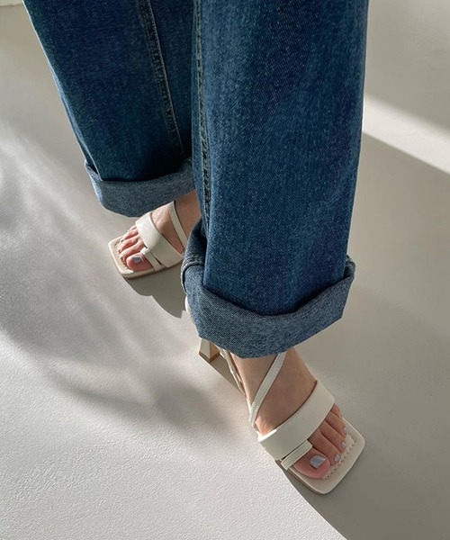 【chuclla】【2021/SS】Strap sandal chs128