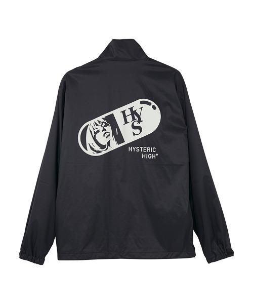 HYSTERIC HIGH スタンダードカラージャケット