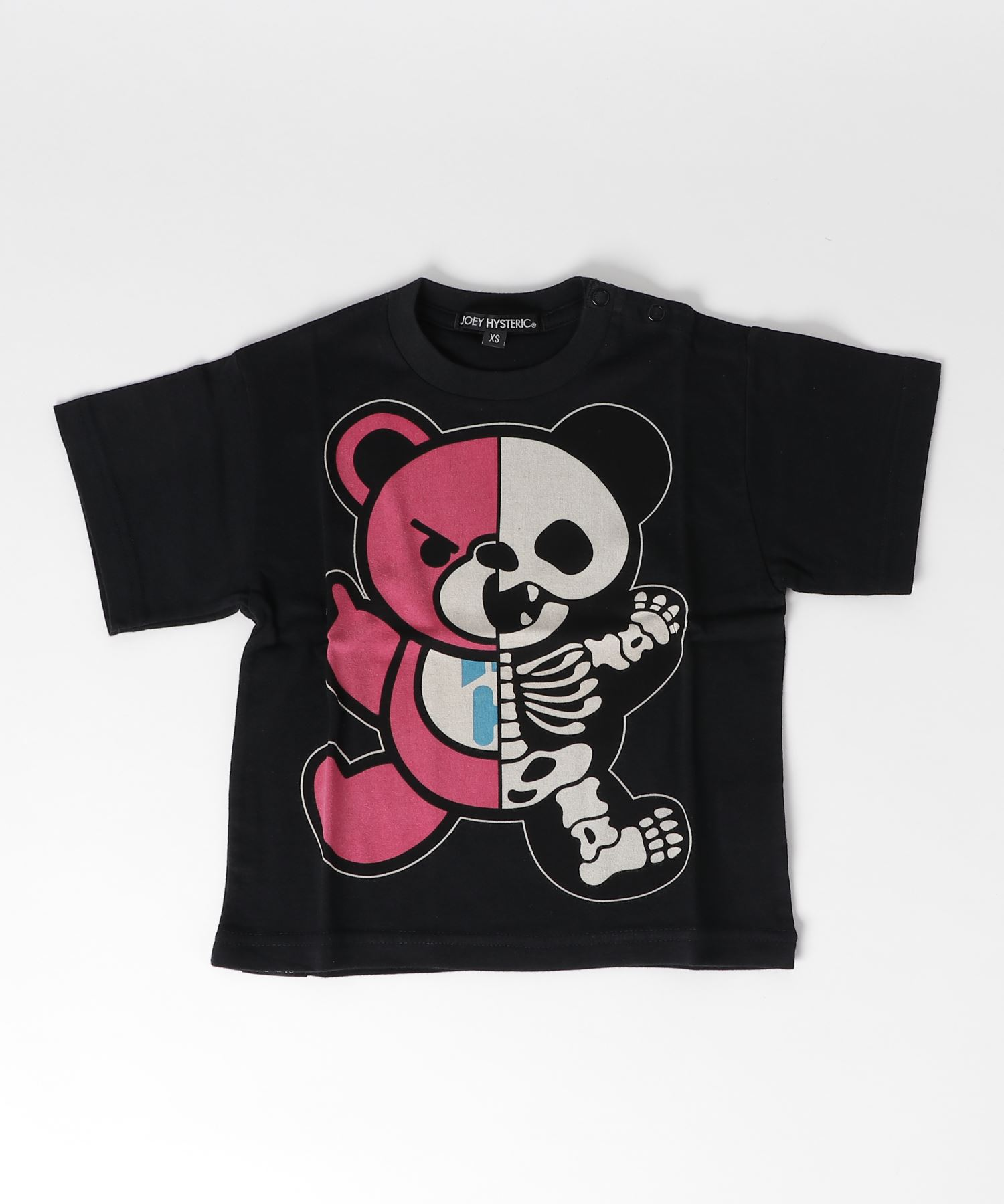 HYS BEAR SKELTON pt Tシャツ【XS/S/M】