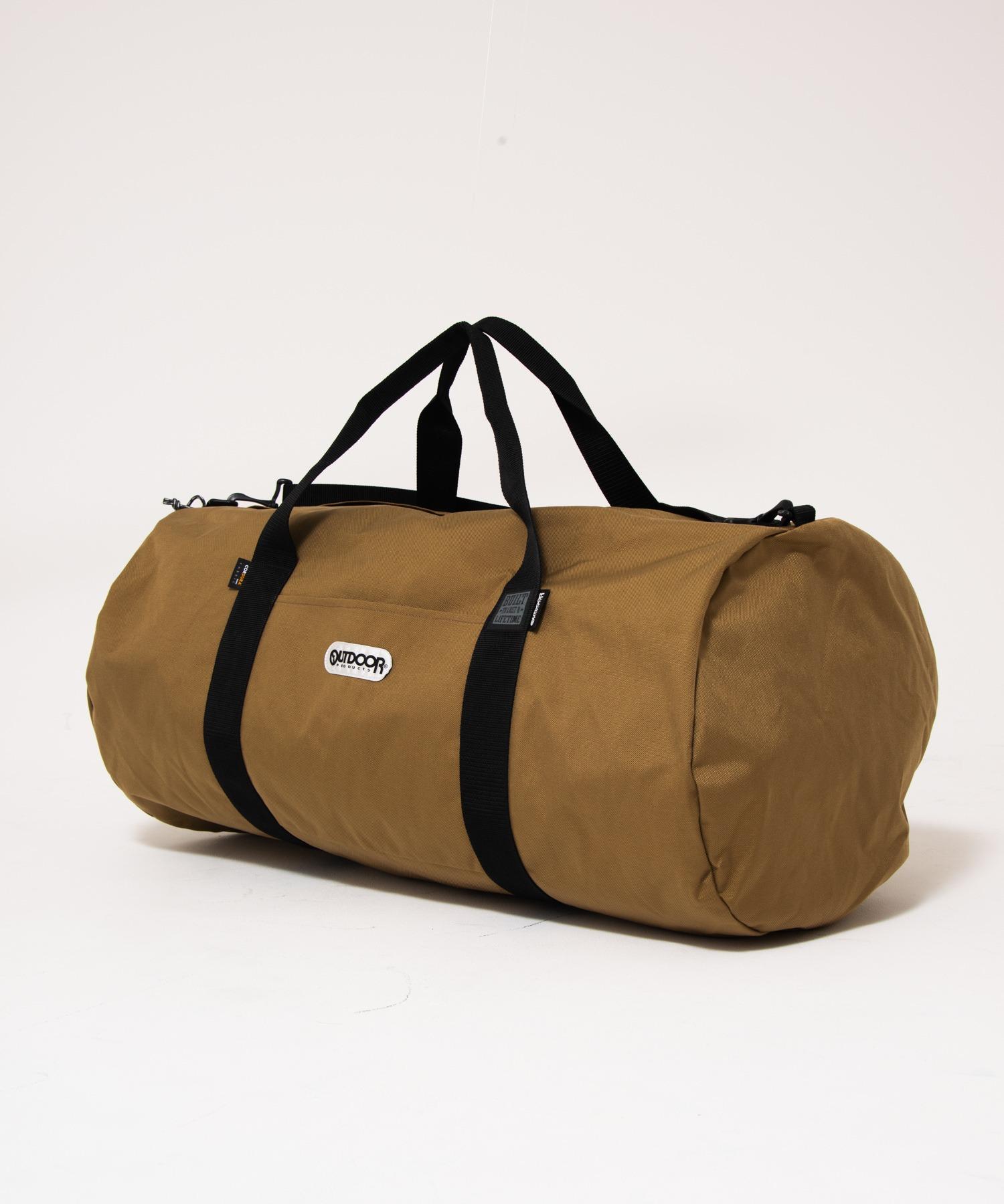 233 ロールボストンバッグ 定番アイテムのサイズリニューアル ブランドロゴ