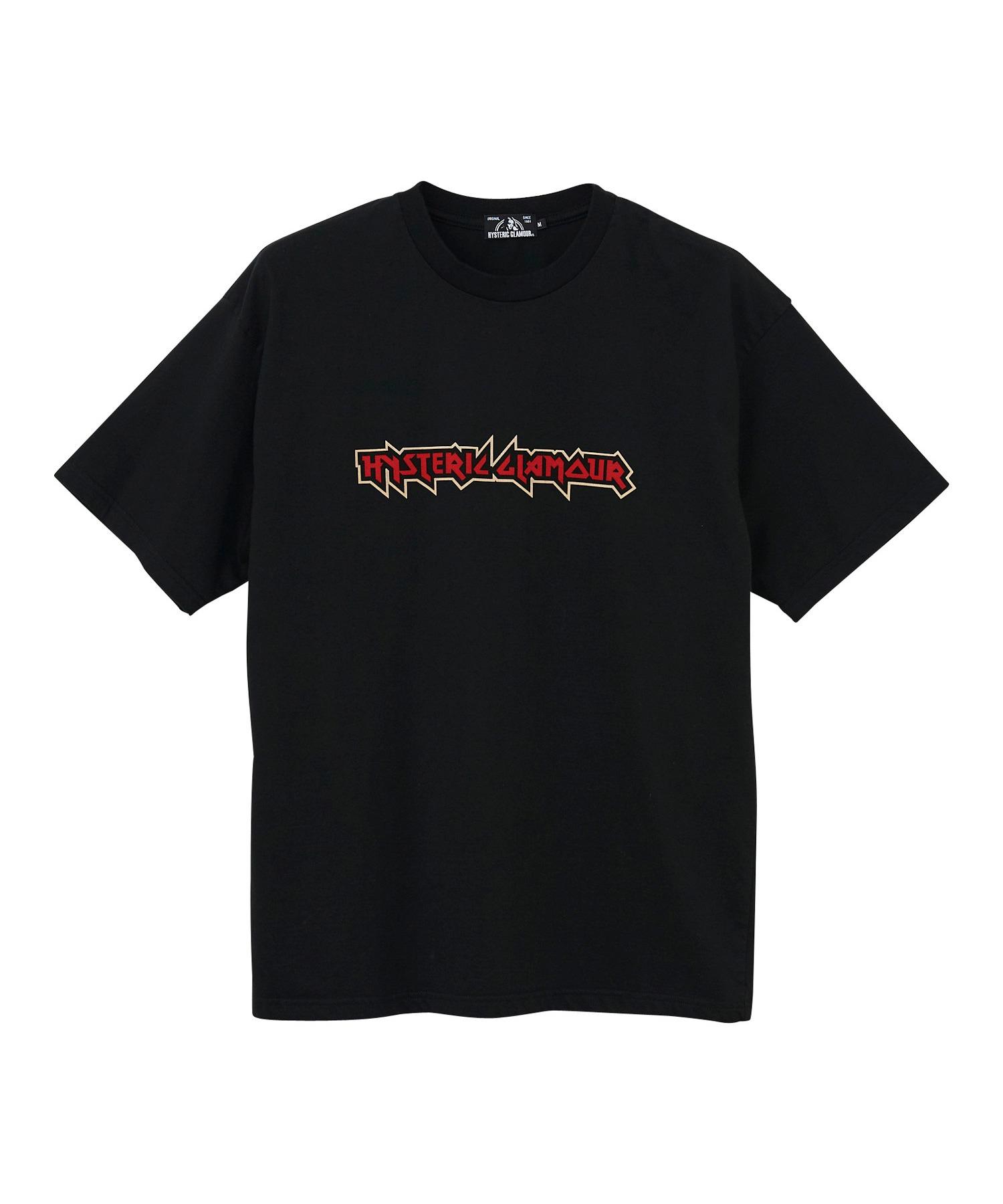 METAL LOGO Tシャツ