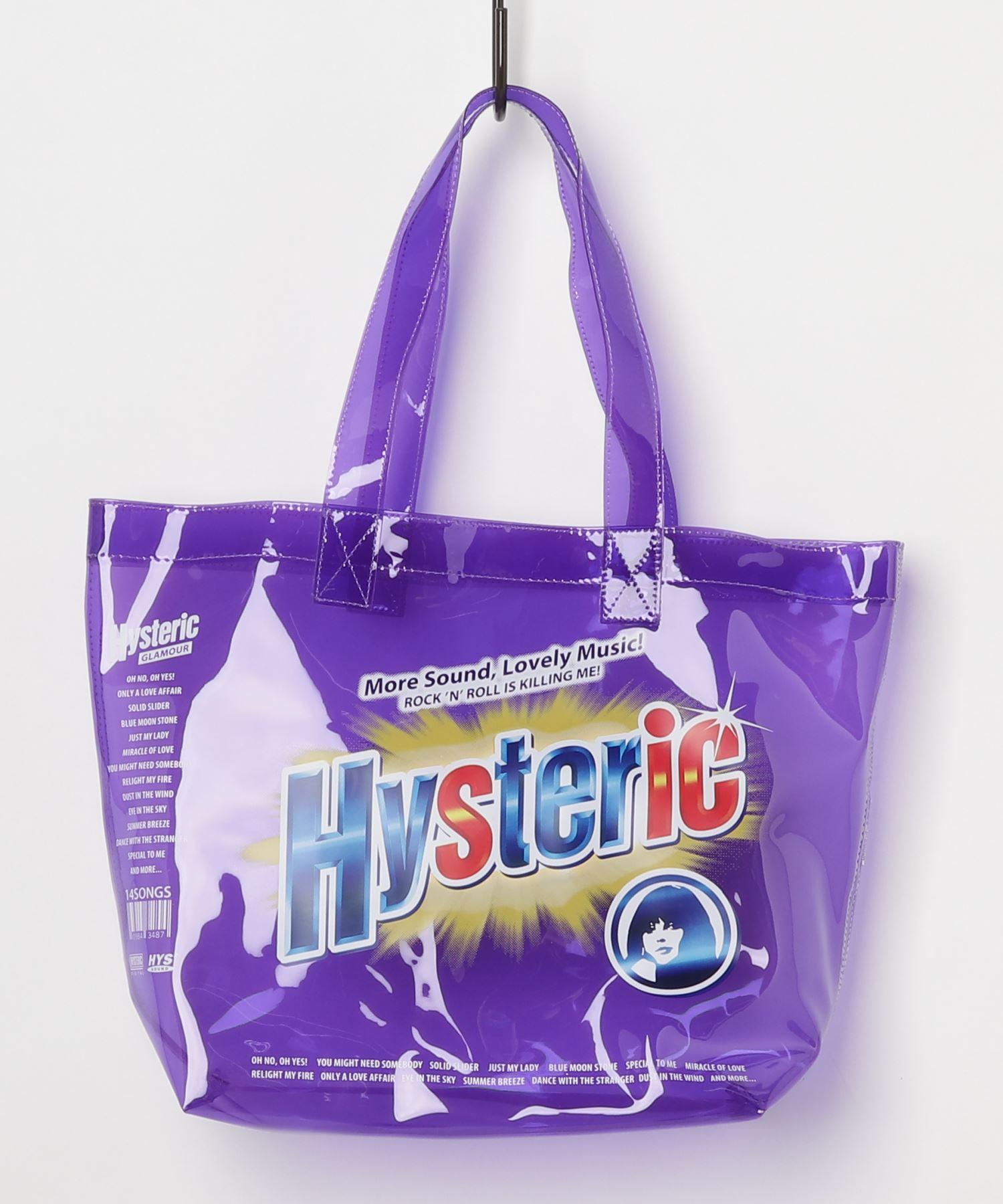 HYSTERIC HITS トート