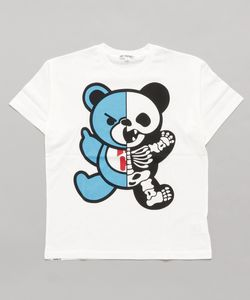 HYS BEAR SKELTON pt Tシャツ【L】