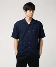 FRED PERRY 解禁半袖シャツ