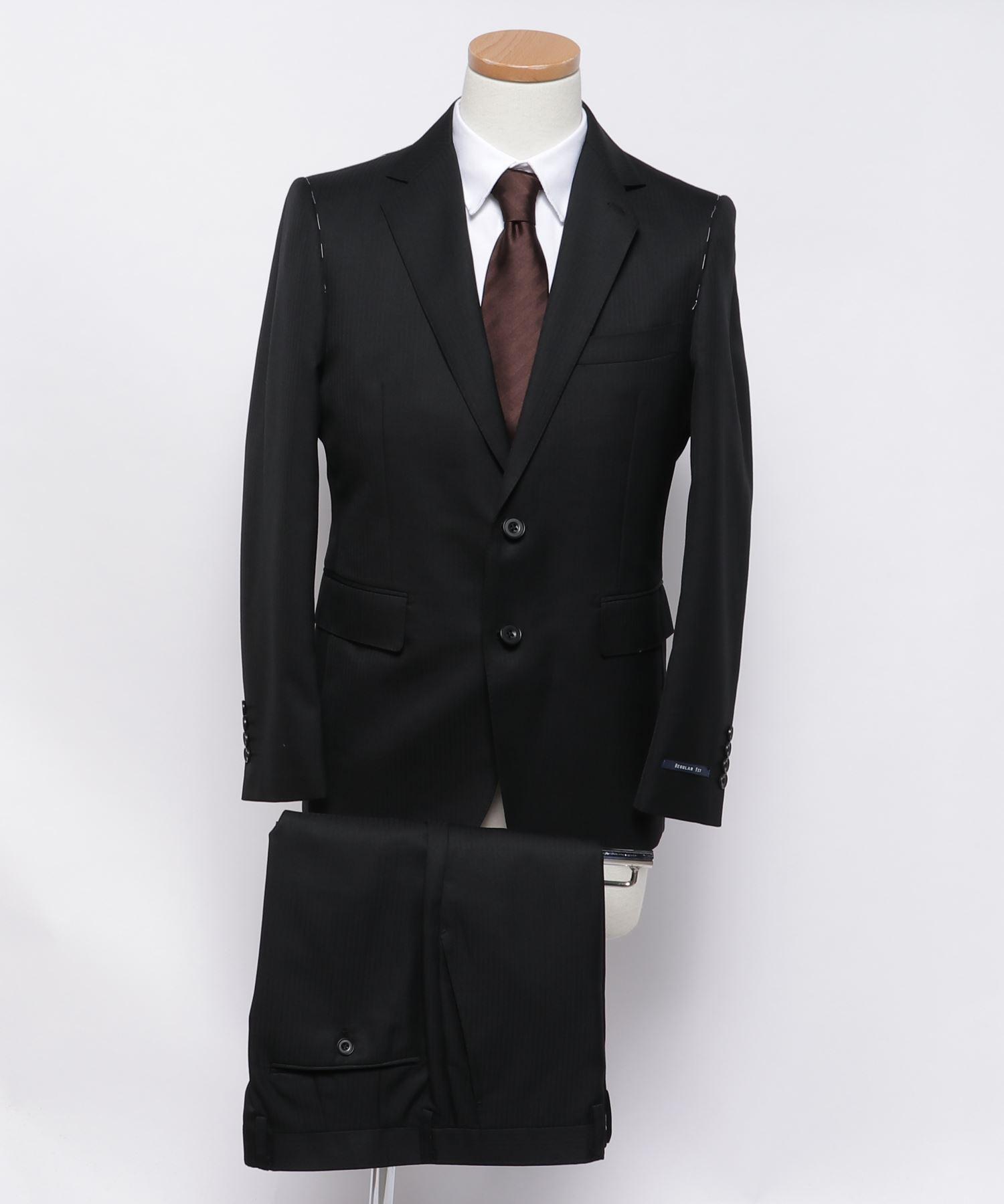クラシコスーツ ブラック