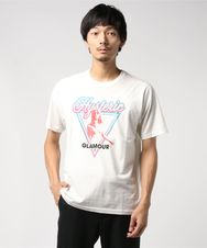 TRIANGLE FRAME Tシャツ