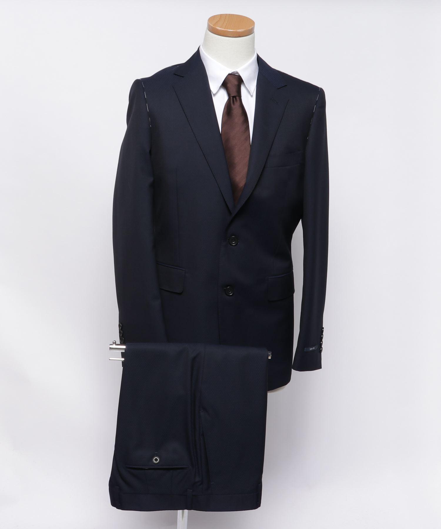 クラシコスーツ ブルー