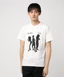 THE SLITS/CUT pt Tシャツ