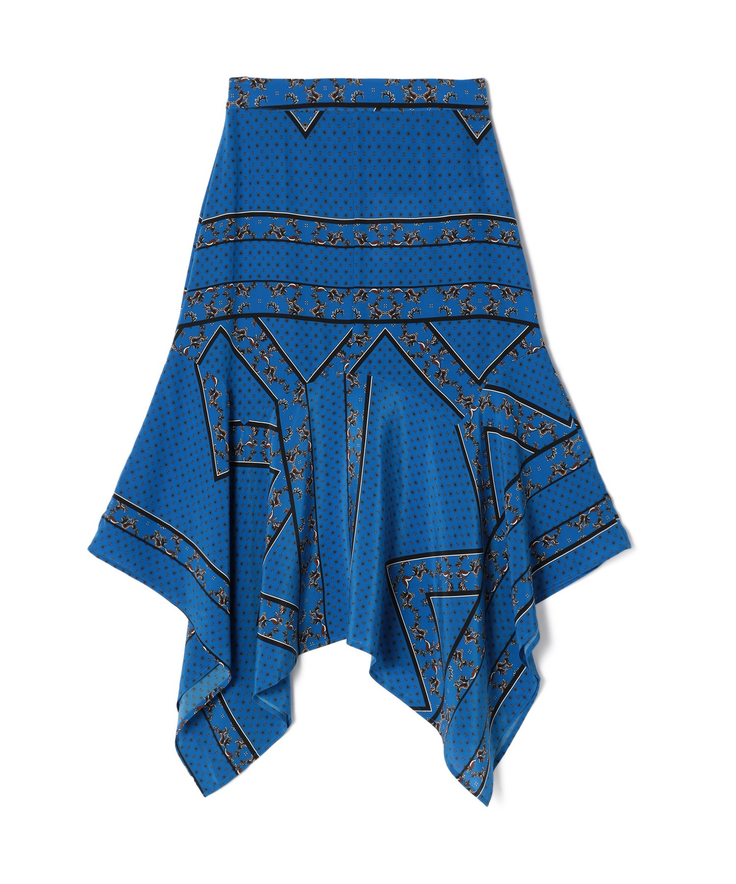GANNI / バンダナプリントスカート