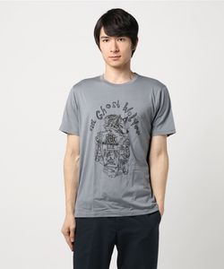 THE GHOST WOLVES/FROM AUSTIN TEXAS pt Tシャツ