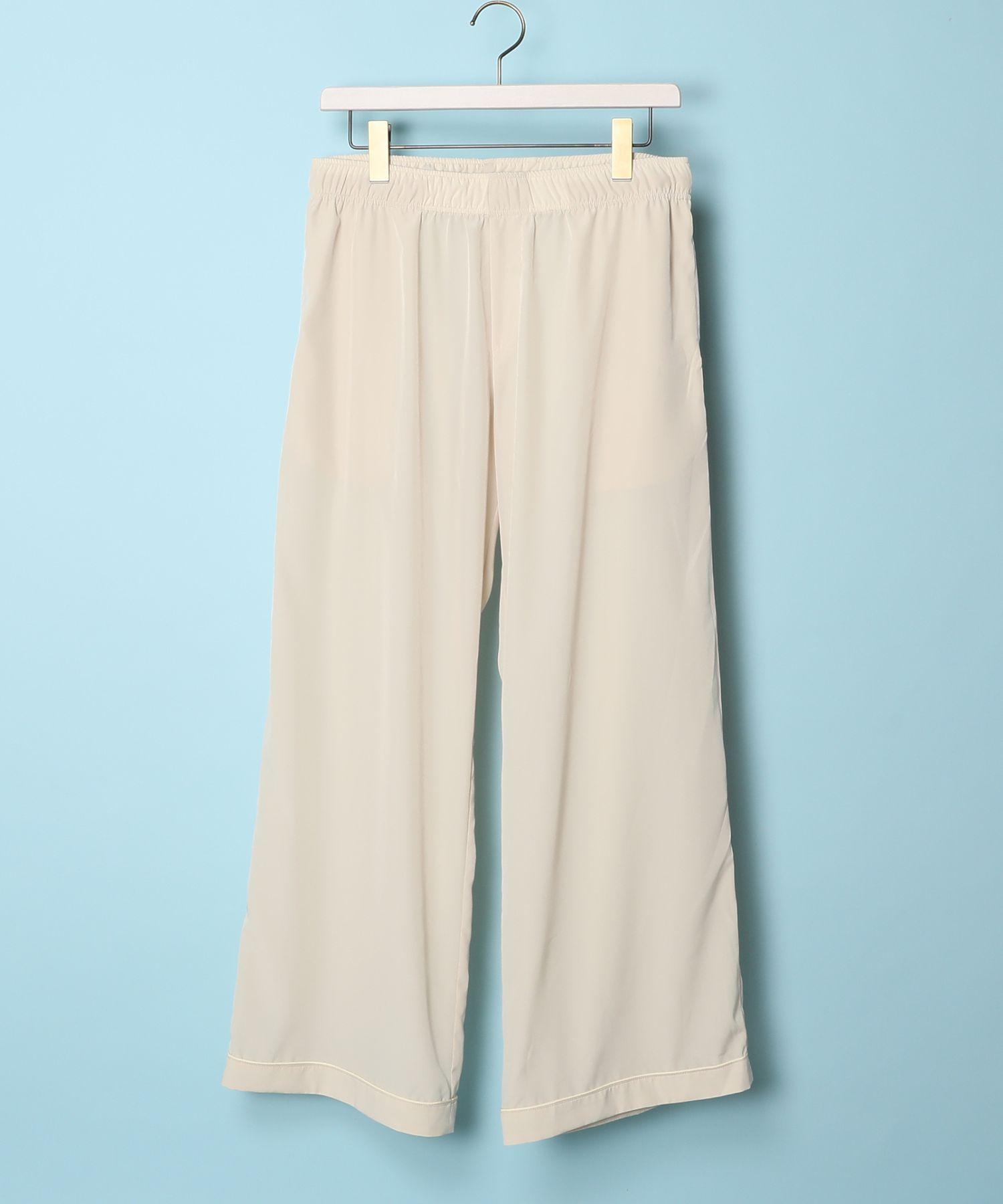 メゾンエウレカ MAISON EUREKA / ワイドパンツ Tencel Wide Easy Pants