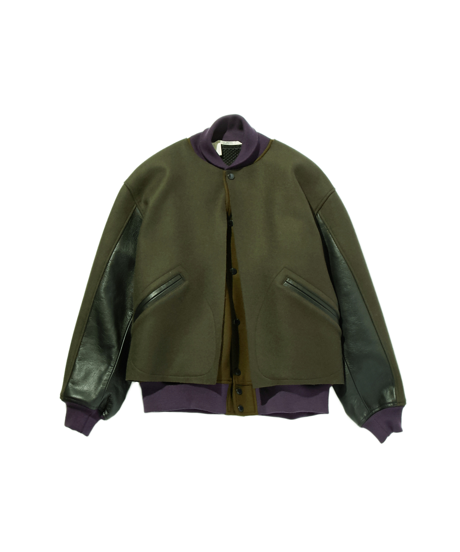 FALL2019 STADIUM BLOUSON