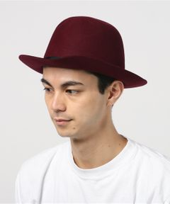 Lock & Co. Hatters ラビットウール 折り畳みハット VOYAGER