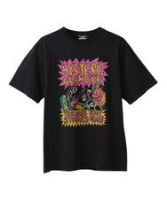 SAVAGE PENCIL/STRAWBERRY MONSTERS BAND Tシャツ