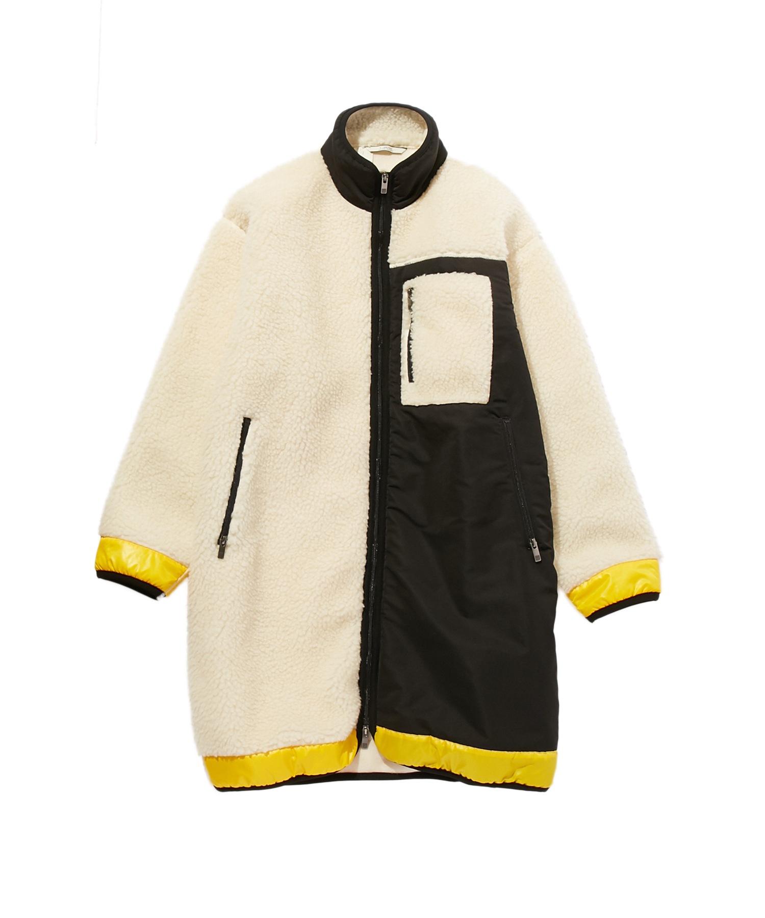 FALL2019 FLEECE COAT