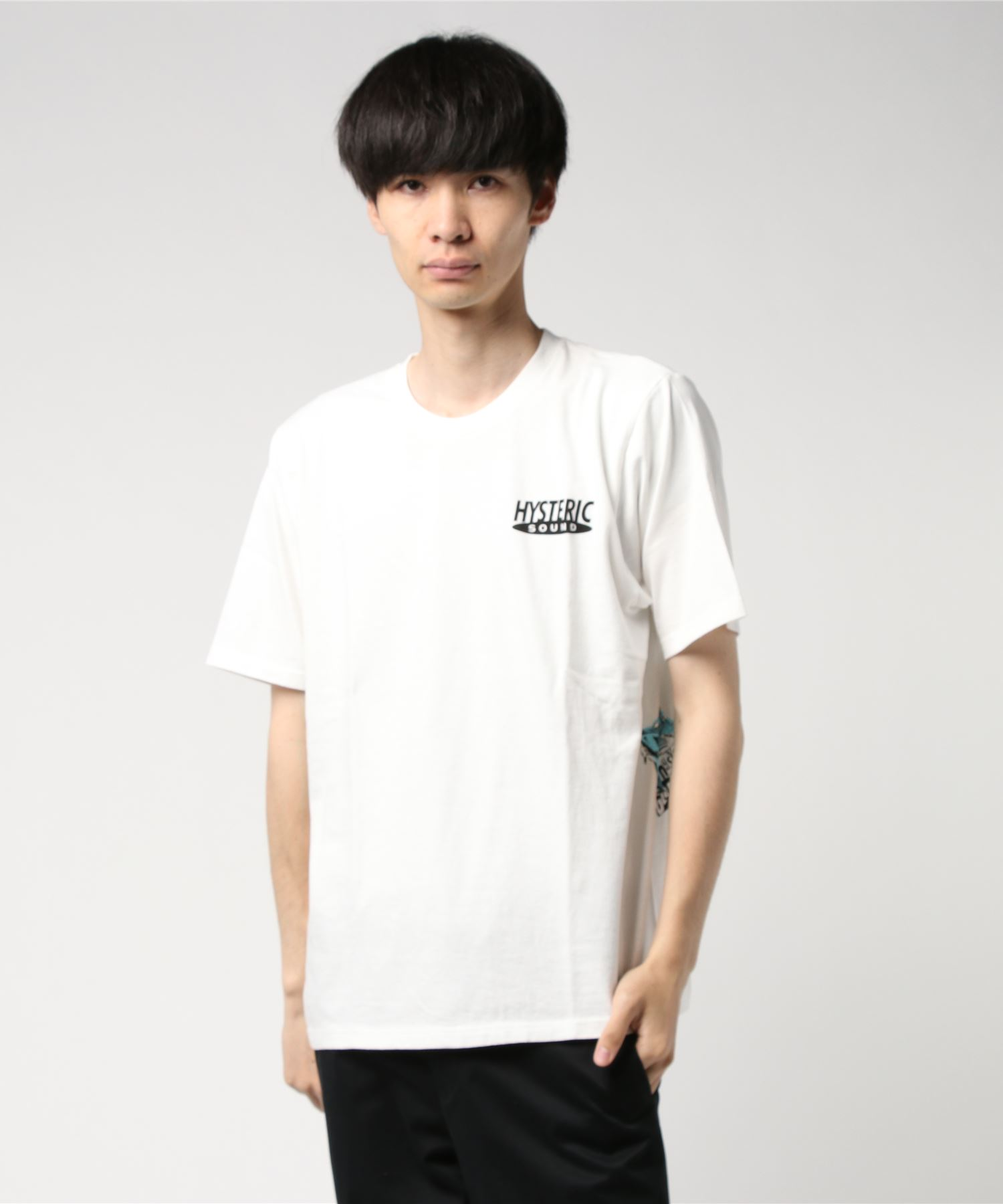 FANZINE pt Tシャツ