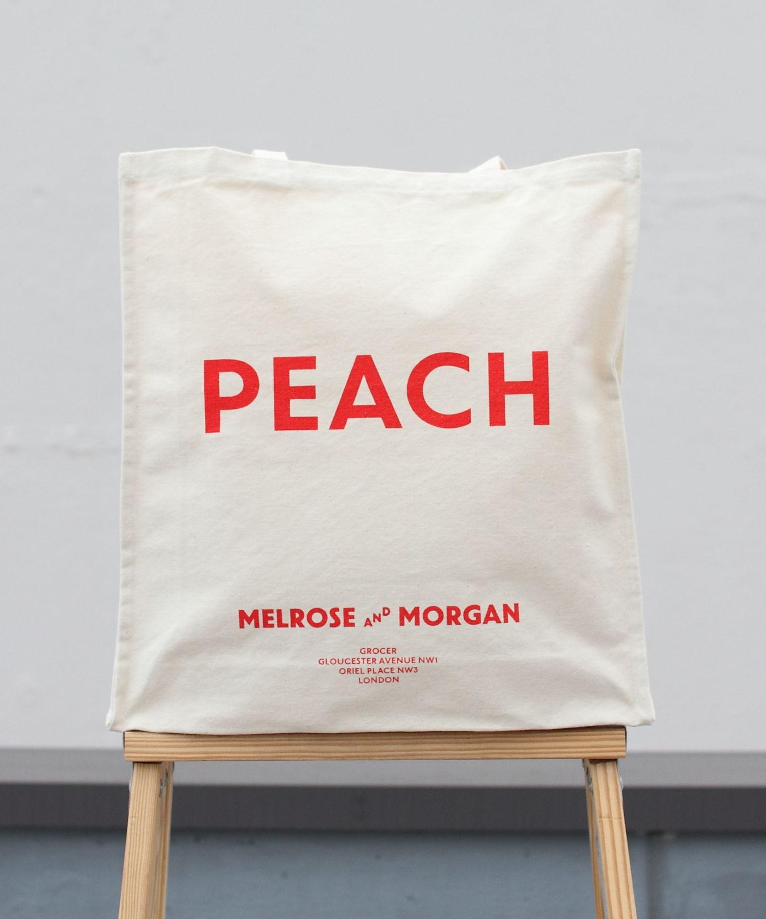 MELROSE AND MORGAN / メルローズアンドモーガン トートバッグ エコバッグ