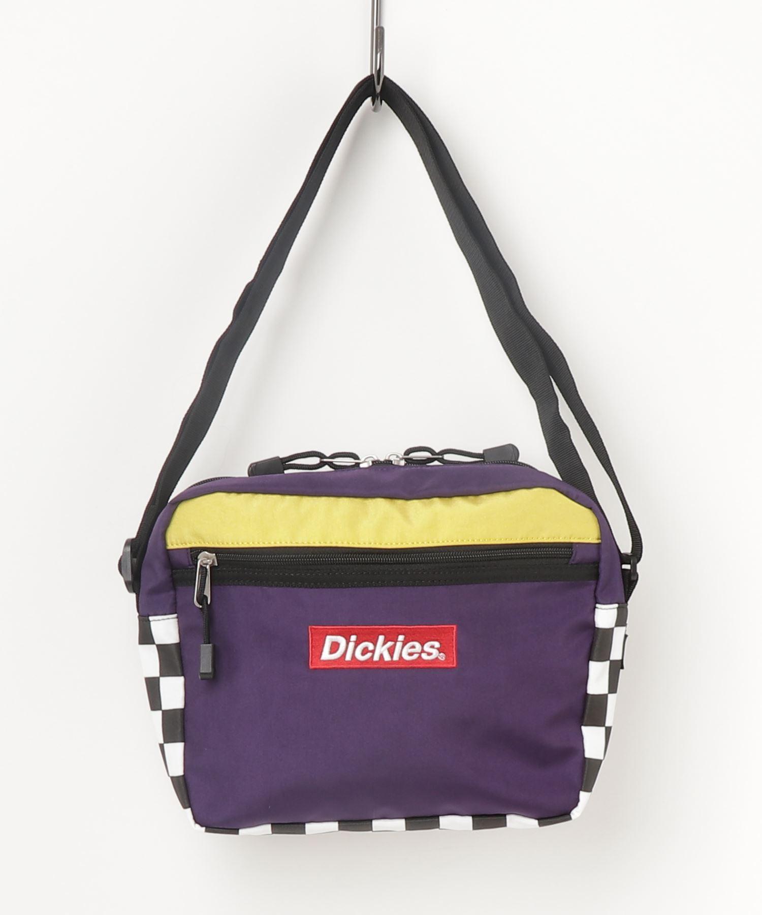 ディッキーズ Dickies / レトロチェッカーミニショルダー DK RETORO CHECKER MINI SHOULDER