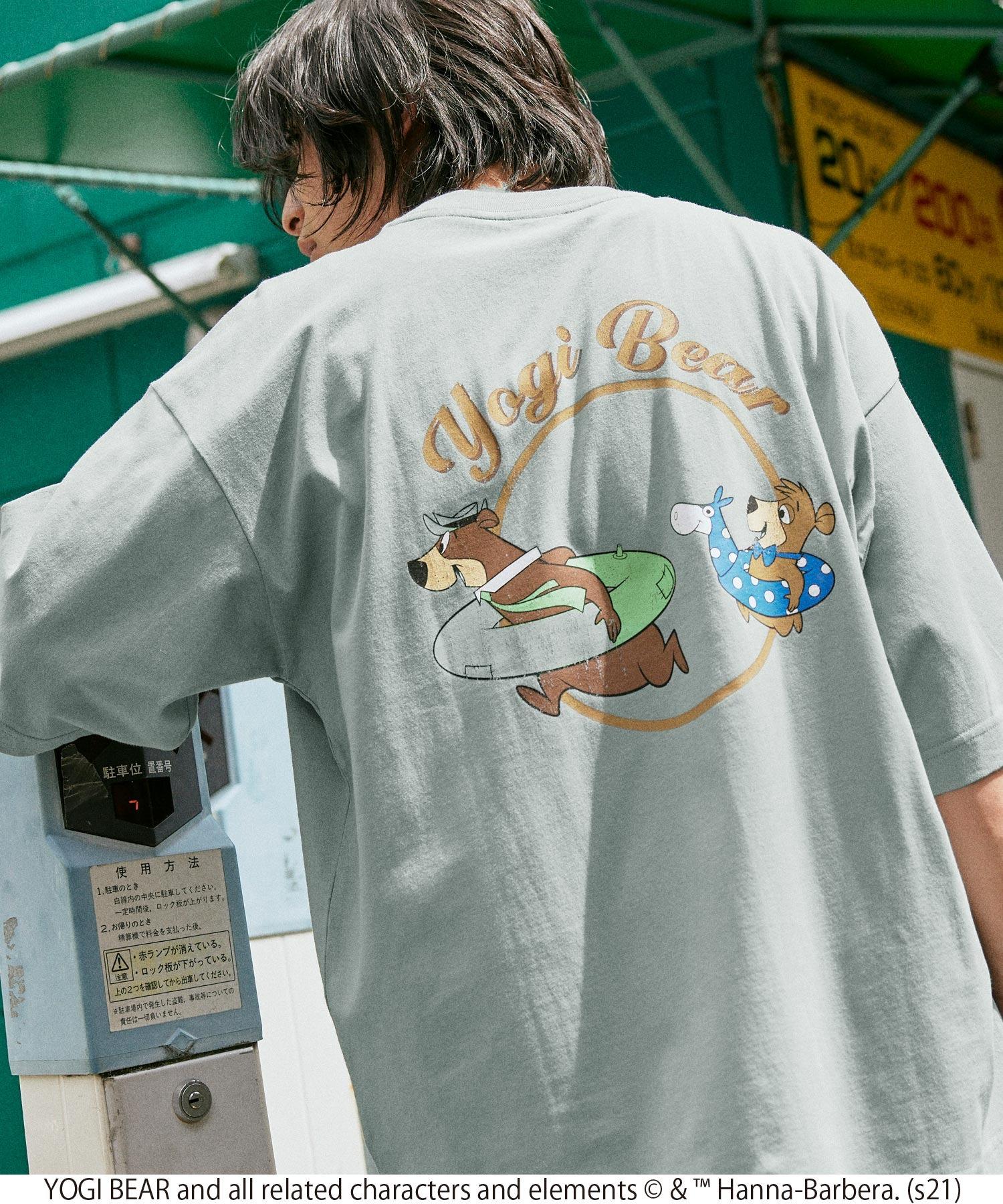 レトロアメコミ 別注 アソートデザイン オーバーサイズ半袖カットソー