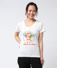 SHE'S A RAINBOW Tシャツ