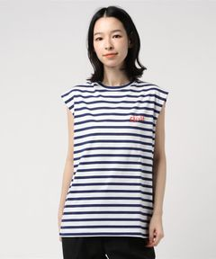 ETRE CECILE / ボーダーカットソー