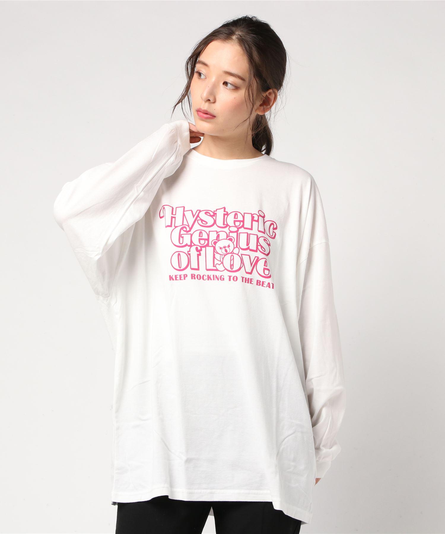 BEAR BEAT ビッグTシャツ