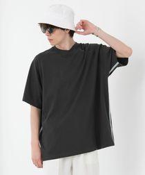 FEELING MADE  ハイツイストコットン ラグランスリーブ Tシャツ