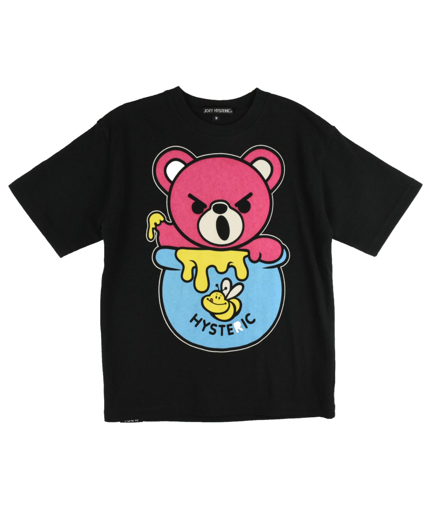 HONEY BEAR Tシャツ【L】