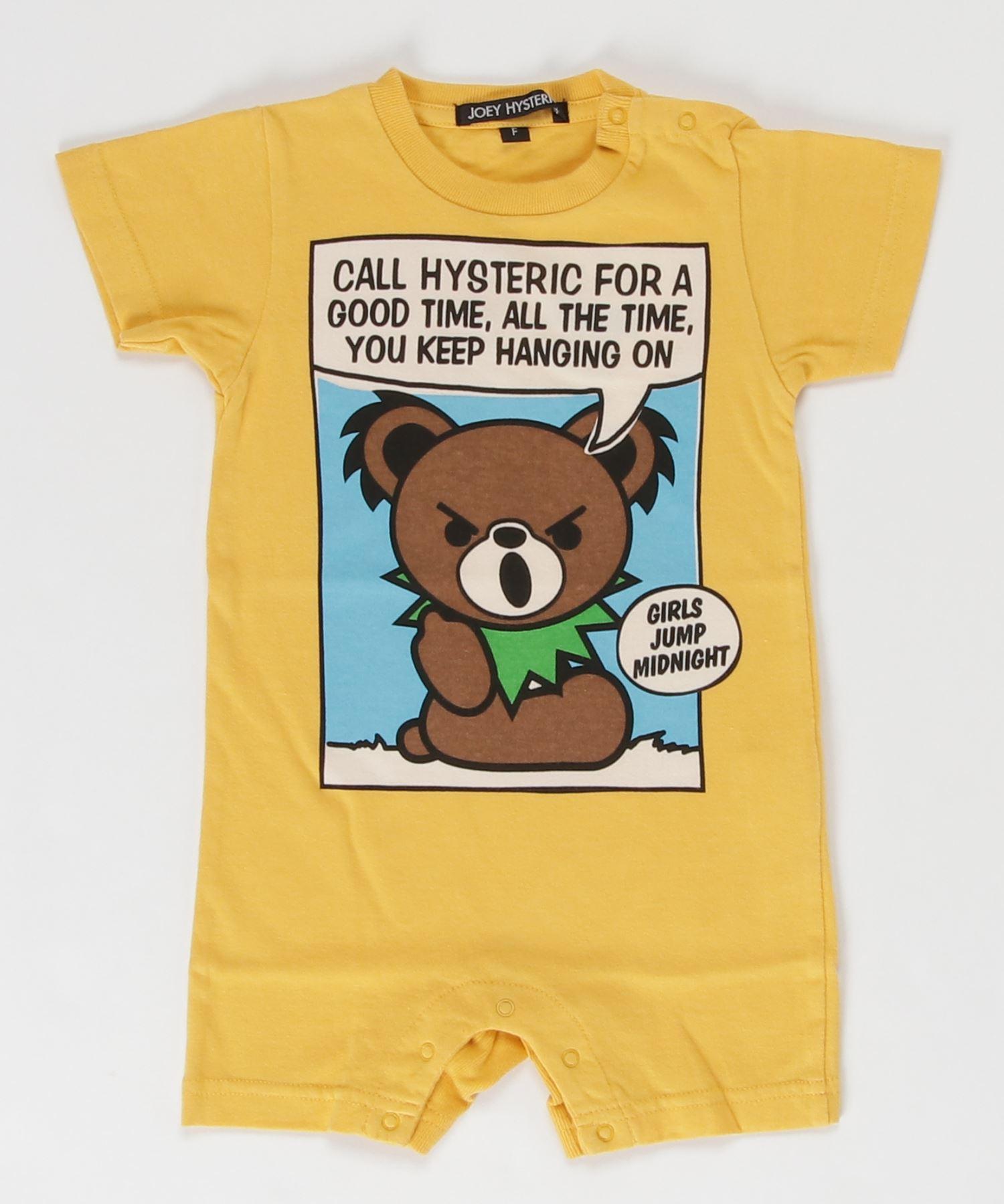 CALL DEAD BEAR ショートオール